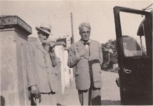 William & Jack YEATS ORIGINAL PHOTO 1930s Irish Gibbon