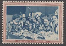 Ireland Irish Hospital Sweepstakes Cinderella Jubilee Costumes Counterfoils 1955
