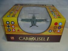 Carousel 1 F4F-3 # 6183 US Navy VF-3 Butch O'Hare 1:48 Scale Diecast 6183