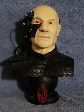 Star Trek Next Generation Captain Picard as Locutus Bust Legends in 3D