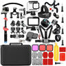 Accessories Kit for GoPro Waterproof Housing Case for GoPro Go pro Hero 8 Black
