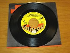 "70's ROCK 45 RPM - SHOCKING BLUE - COLOSSUS 111 - ""MIGHTY JOE"" + ""I'M A WOMAN"""