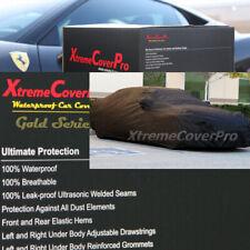 2020 JAGUAR F-TYPE WATERPROOF CAR COVER W/MIRROR POCKET -BLACK