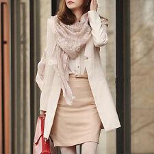 New Fashion Women Ladies Pretty Long Soft Chiffon Scarf Wrap Shawl Stole Scarves