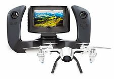 UDI U28-1 FPV Quadcopter Drone with HD Camera, 4 Inch LCD Display Screen and