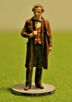 Danbury Mint Pewter By D LaRocca Hand Paint President to scale Andrew Johnson