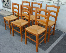 Set of 12 Maple American Country Dining Room