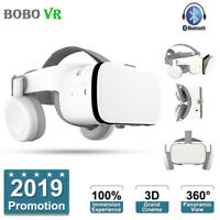Newest BOBOVR Z6 2019 Wireless VR 3D Glasses Virtual Reality w/Bluetooth Headset