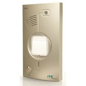 Pantel Telephone Door entry System - Single Button - Metal - SURFACE Mounted