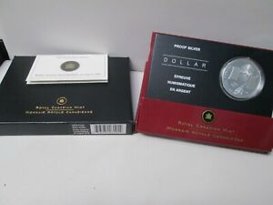 2005 Canadian Pride is in the Air! Proof Silver Dollar Commemorative Coin