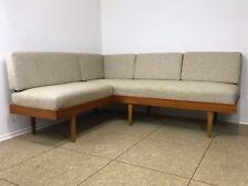 60er 70er Années Teck Canapé sofa daybed suite Corner danish design DENMARK 60 s