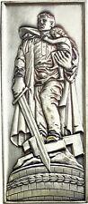 DDR Medaille Antifaschistischer Widerstandskämpfer Rotarmist Plakette (d) K2-118
