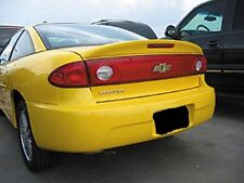 PAINTED CHEVY CAVALIER 2DR 2003 2004 2005 CUSTOM FLUSH MOUNT SPOILER WITH LIGHT