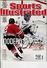 Duncan Keith Signed Sports Illustrated Magazine with Psa Coa - No Label
