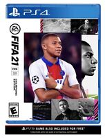 FIFA 21: Champions Edition (Sony PlayStation 4 / PS4) BRAND NEW FACTORY SEALED !
