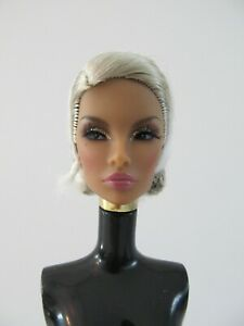 RESURGENCE NATALIA FATALE FASHION ROYALTY SACRED LOTUS COLLECTION HEAD ONLY
