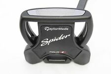 "Taylormade Spider Tour Black 35"" Putter Steel 35 inches +HC"