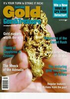 Australian Gold Gem & Treasure Magazines  2018  FREEPOST 9 available