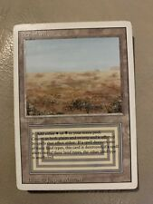 Scrubland Dual Land Revised NM Reserve Mtg Magic The Gathering