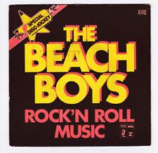 SP 45 TOURS THE BEACH BOYS ROCK'N ROLL MUSIC REPRISE RECORDS 14440 en 1976