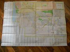 1988 Vintage Map Ciudad de Tijuana City Mexico Guia Roji Street Suburbs Baja CA