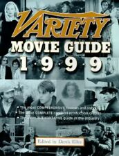 """Variety"" Movie Guide 1999 Paperback Book The Fast Free Shipping"