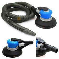 """New 6"""" Air Random Orbital Palm Sander Sanding Automotive Self Vacuum Tool"""