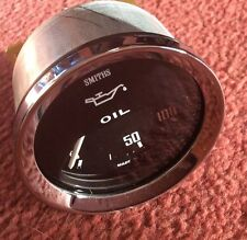 SMITHS ELECTRIC OIL PRESSURE GAUGE - MG
