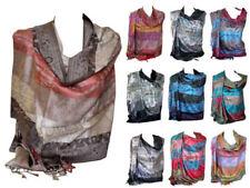 Sciarpe, foulard e scialli da donna multicolore cachemire