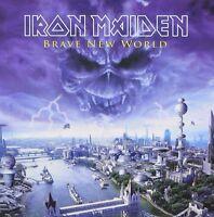 IRON MAIDEN BRAVE NEW WORLD CD ALBUM (2000)