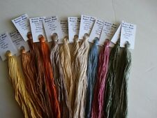 Farmhouse Memories , over dyed floss GIFT BOXED! 12 skeins) 240 yds