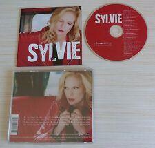 RARE CD ALBUM SYLVIE LA NEIGE EN ETE SYLVIE VARTAN 13 TITRES 2004