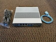 Cisco WS-C3560CX-8XPD-S 3560-CX 6 x 1GE POE ports 2 MultiGE SWITCH