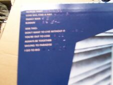 PABLO CRUISE,WORLDS AWAY lp m(-)/m- WOC, Textblatt/m(-)a&m rec AMP6014 JAPAN´78