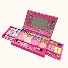 Princess Makeup Set Toy For Kids Cosmetic Girls Kit Eyeshadow Lip Gloss Blushes