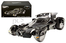 Hot Wheels Elite Batman V Superman Dawn Of Giustizia Batmobile 1/18 Pressofuso