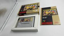 Jeu Super Nintendo SNES The Lost Vikings complet