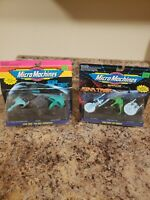 1993 STAR TREK The Next Generation & the movies MICRO MACHINES Collection