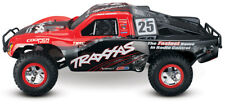 Traxxas Slash 58076-4 VXL Brushless 2WD RTR RC Truck MARK JENKINS #25 RED w/TSM