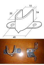 Soporte de pincho simple para persiana, blind.