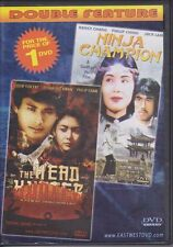 The Head Hunter And Ninja Champion Double Features Set Dvd Karate Martial Movies