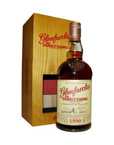 Glenfarclas Family Casks 1990/2019 / W19 - 53,1% vol. 0,7 Liter