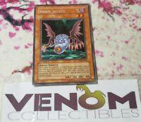 NM BLRR-DE054 Rainbow Dark Dragon Yu-Gi-Oh Ultra Rare, 1. edition