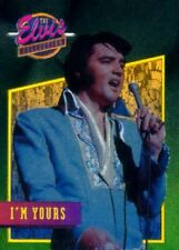 Series 3 DUFEX FOIL Chase Card Elvis Collection River Group 22 I'M YOURS