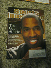 "Jason Collins Sports Illustrated Magazine ""MAY 2013"" ""THE GAY ATHLETE"""