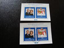 LIECHTENSTEIN - francobollo/stamp Yvert e Tellier blocco n° 17 n obliterati (Z3)