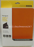 Targus Simply Basic Cover Tablet Case Sleeve Apple iPad 2nd 3rd Generation 2 3