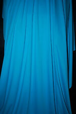 Interlock Knit Fabric Cotton/Poly beautiful hand quality easy care Poolside