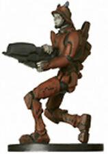 STAR WARS MINIATURES C DEVARONIAN SOLDIER 44/60 RoS