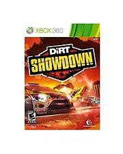 DiRT Showdown (Microsoft Xbox 360, 2012) GOOD